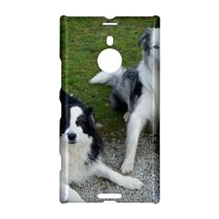 2 Border Collies Nokia Lumia 1520