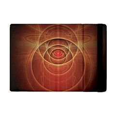 The Rusty Red Fractal Scarab Of Fiery Old Man Ra Ipad Mini 2 Flip Cases