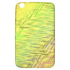Paint on a yellow background                  Samsung Galaxy Tab 3 (7 ) P3200 Hardshell Case