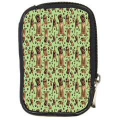 Puppy Dog Pattern Compact Camera Cases