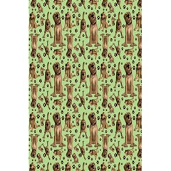 Puppy Dog Pattern 5.5  x 8.5  Notebooks