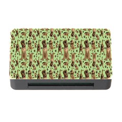 Puppy Dog Pattern Memory Card Reader With Cf