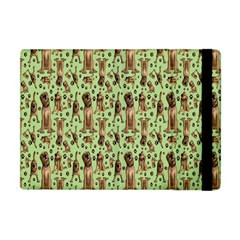Puppy Dog Pattern Apple Ipad Mini Flip Case