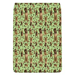 Puppy Dog Pattern Flap Covers (l)