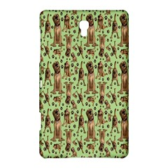 Puppy Dog Pattern Samsung Galaxy Tab S (8.4 ) Hardshell Case