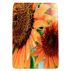 Sunflower Art  Artistic Effect Background Flap Covers (s)
