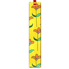 Small Flowers Pattern Floral Seamless Pattern Vector Large Book Marks