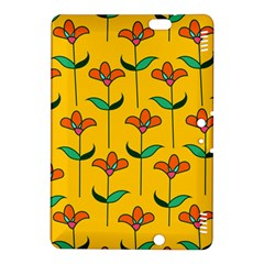Small Flowers Pattern Floral Seamless Pattern Vector Kindle Fire Hdx 8 9  Hardshell Case