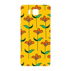 Small Flowers Pattern Floral Seamless Pattern Vector Samsung Galaxy Alpha Hardshell Back Case