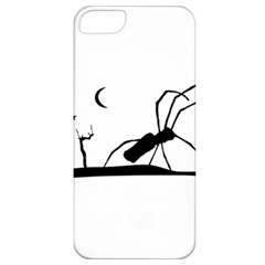 Dark Scene Silhouette Style Graphic Illustration Apple iPhone 5 Classic Hardshell Case
