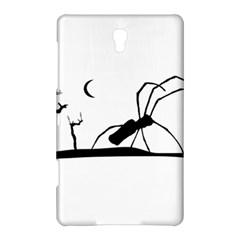 Dark Scene Silhouette Style Graphic Illustration Samsung Galaxy Tab S (8.4 ) Hardshell Case
