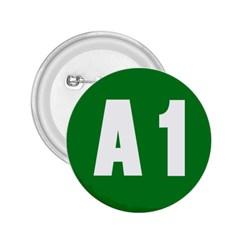 Autostrada A1 2.25  Buttons