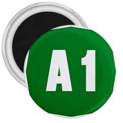 Autostrada A1 3  Magnets