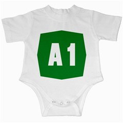 Autostrada A1 Infant Creepers
