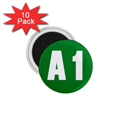 Autostrada A1 1.75  Magnets (10 pack)
