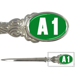 Autostrada A1 Letter Openers