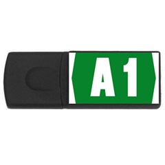 Autostrada A1 USB Flash Drive Rectangular (4 GB)