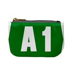 Autostrada A1 Mini Coin Purses
