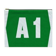Autostrada A1 Cosmetic Bag (XL)