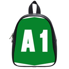 Autostrada A1 School Bags (Small)