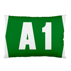 Autostrada A1 Pillow Case (Two Sides)