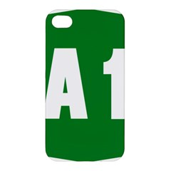 Autostrada A1 Apple iPhone 4/4S Hardshell Case