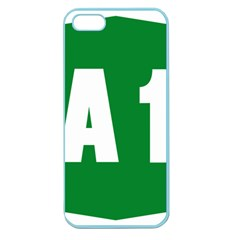 Autostrada A1 Apple Seamless Iphone 5 Case (color)
