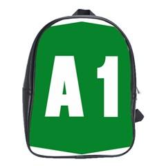 Autostrada A1 School Bags (xl)