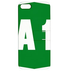 Autostrada A1 Apple iPhone 5 Hardshell Case with Stand