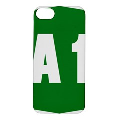 Autostrada A1 Apple iPhone 5S/ SE Hardshell Case