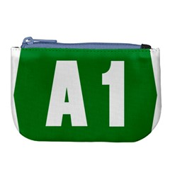 Autostrada A1 Large Coin Purse