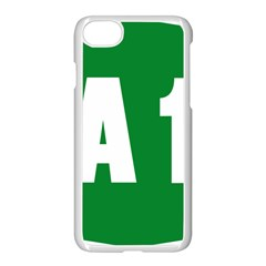 Autostrada A1 Apple iPhone 7 Seamless Case (White)