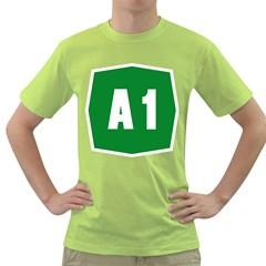 Autostrada A1 Green T-Shirt