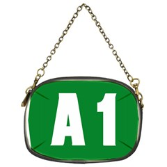 Autostrada A1 Chain Purses (One Side)