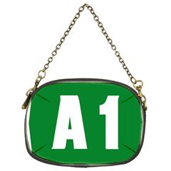 Autostrada A1 Chain Purses (two Sides)