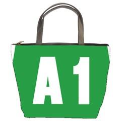 Autostrada A1 Bucket Bags