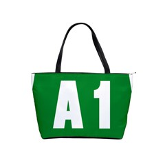 Autostrada A1 Shoulder Handbags