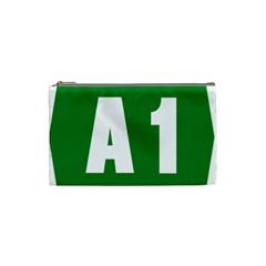 Autostrada A1 Cosmetic Bag (Small)
