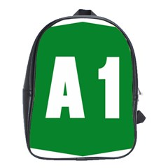 Autostrada A1 School Bags(Large)