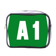 Autostrada A1 Mini Toiletries Bags