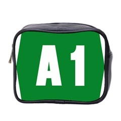 Autostrada A1 Mini Toiletries Bag 2-Side