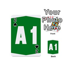 Autostrada A1 Playing Cards 54 (Mini)