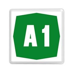 Autostrada A1 Memory Card Reader (Square)