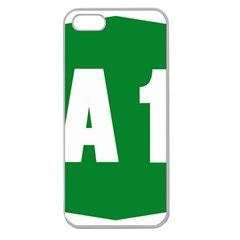 Autostrada A1 Apple Seamless iPhone 5 Case (Clear)