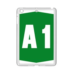 Autostrada A1 iPad Mini 2 Enamel Coated Cases