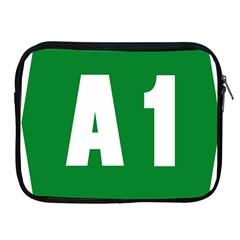 Autostrada A1 Apple iPad 2/3/4 Zipper Cases