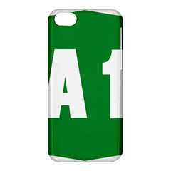 Autostrada A1 Apple iPhone 5C Hardshell Case