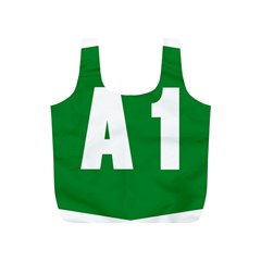 Autostrada A1 Full Print Recycle Bags (S)