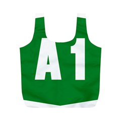 Autostrada A1 Full Print Recycle Bags (m)