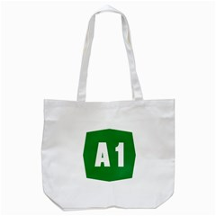 Autostrada A1 Tote Bag (White)